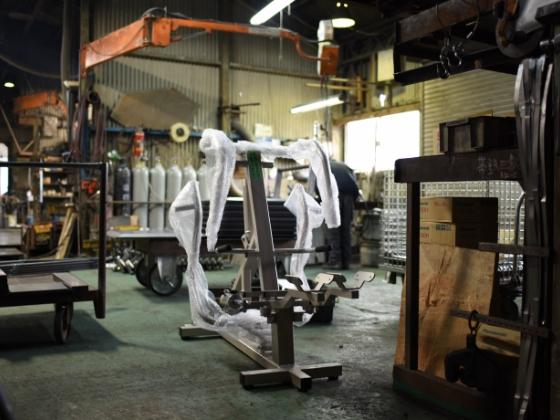 池島工業株式会社が製作しました製品のご紹介